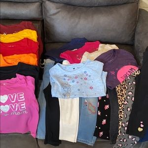 2T toddler girl bundle